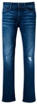 DL1961 Girls' Harper Slim Distressed Jeans - Sizes 7-16