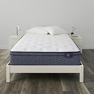"Serta SleepTrue Alverson 11"" Firm Innerspring Mattress and Box Spring Mattress Size: Twin XL, Box Spring Height: Standard Profile (9"")"