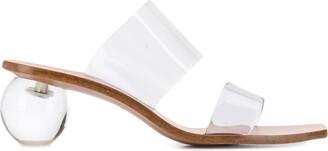 Cult Gaia Jila 55mm sandals