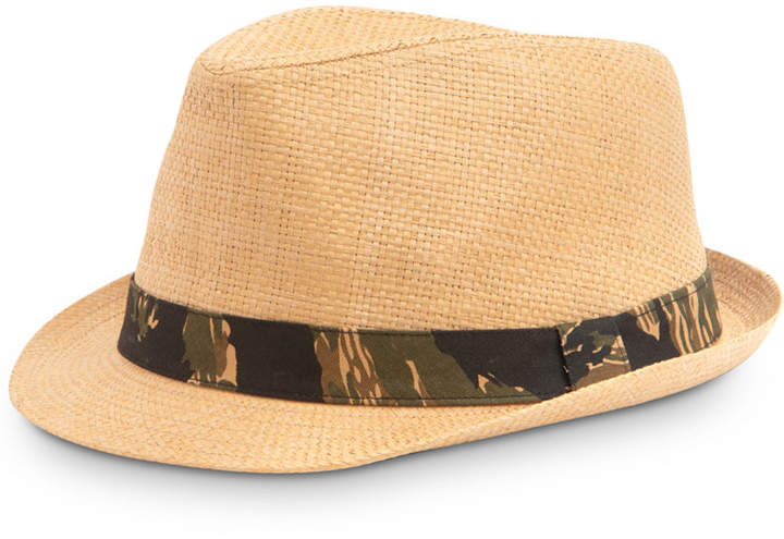 ced89743d5134 Mens Straw Fedora - ShopStyle