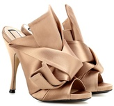 N°21 Ronny 110 Satin Sandals