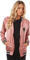 Billabong Womens Two Way Street Jacket Pink