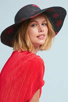 Anthropologie Kiss and Tell Floppy Hat