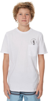 Swell Kids Boys Good One Tee White