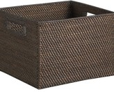 Cole Bench Basket