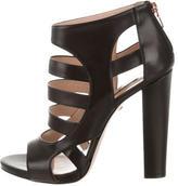 Ruthie Davis Parker Leather Sandals w/ Tags