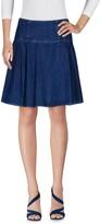 Atos Lombardini Denim skirts - Item 35330159