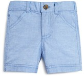 Andy & Evan Infant Boys' Oxford Shorts - Sizes 3-24 Months