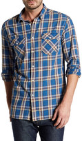 Barbour Thompson Plaid Long Sleeve Slim Fit Shirt