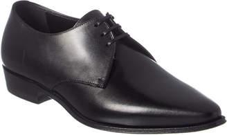 Celine Derby 35 Leather Loafer