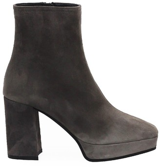 Roberto Festa Vaud Taupe Suede Ankle Boot