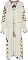 Ulla Johnson Natalia Embroidered Dress
