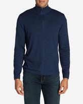 Eddie Bauer Men's Talus 1/4-Zip Sweater