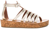 K. Jacques Leather Vezelay Sandals