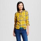 Merona Women's Plaid Favorite Shirt