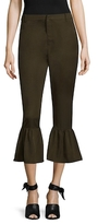 Lucca Couture Amber Trumpet Crop Pants