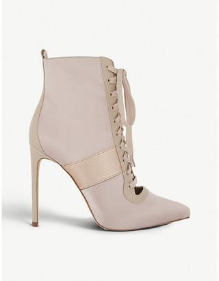 Aldo Ryma satin boots