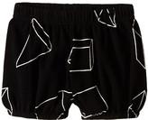 Nununu Geometric Yoga Shorts (Infant/Toddler/Little Kids)