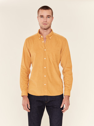 Far Afield Field Long Sleeve Button Down Shirt