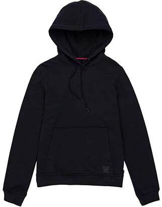 Herschel Pullover Hoodie (Black) Women's Sweatshirt