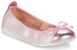 Citrouille et Compagnie GRAGON girls's Shoes (Pumps / Ballerinas) in Pink