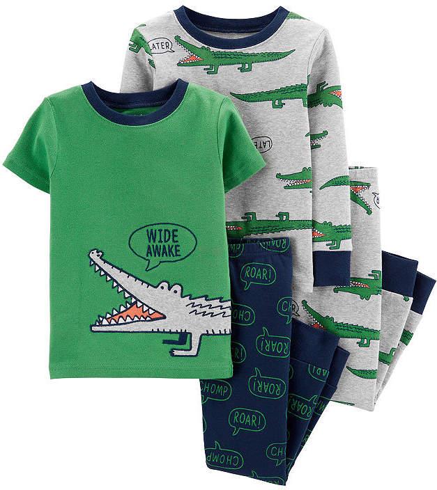 95818bf698 4-pc. Pajama Set Baby Boys