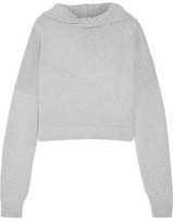 Tibi Cashmere Hooded Top