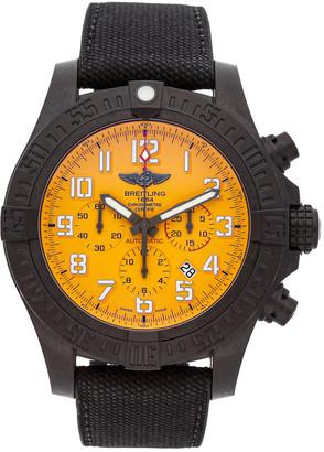 Breitling Yellow Breitlight Avenger Hurricane XB0170E4/I533 Men's Wristwatch 50 MM