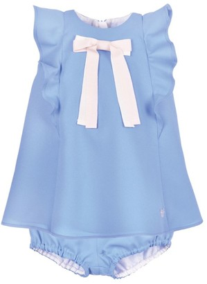 Hucklebones London Swing Dress and Bloomers Set (3-18 Months)
