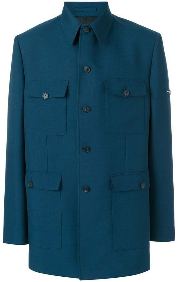 Balenciaga Military Jacket