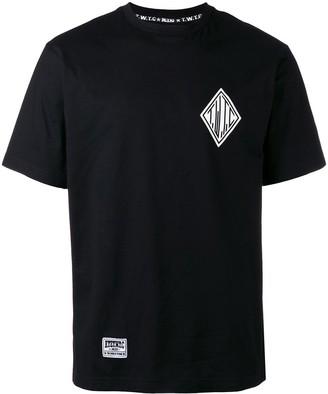 Kokon To Zai front and back print T-shirt