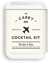 W&P Design The Gin & Tonic Carry-On Cocktail Kit