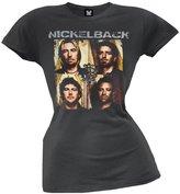 Nickelback - Squares Juniors T-Shirt