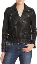Parker Cooper Leather Jacket