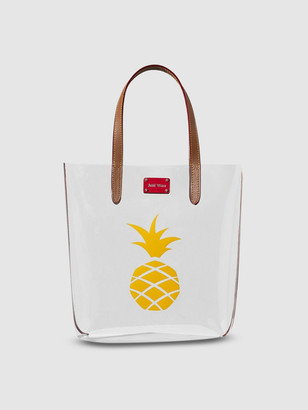Jeff Wan Bazar Tote with Pineapple