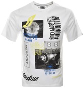 Billionaire Boys Club Space Beach T Shirt White