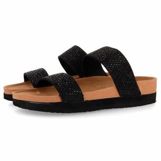 GIOSEPPO Women's Trappeto Open Toe Sandals