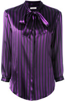 Nina Ricci striped shirt - women - Silk - 38