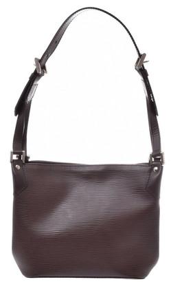 Louis Vuitton Mocha Epi Leather Mandala PM Bag