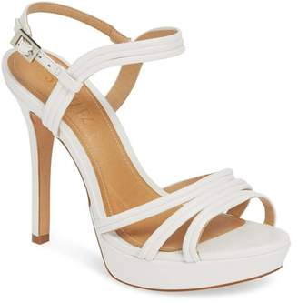 Schutz Bogga Platform Sandal