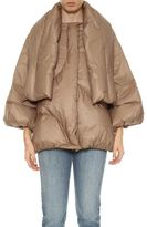 Maison Margiela Oversized Short Down Jacket