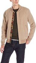 Pendleton Men's Button Front Fleece Jacket