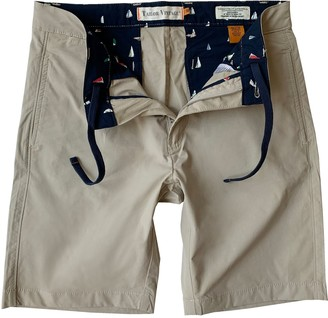 Tailor Vintage Men's Stretch Hybrid Walking Shorts