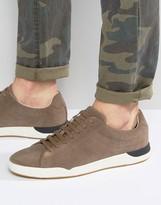 BOSS ORANGE By Hugo Boss Suede Sneakers