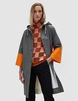 Marni Jacket in Truffle/Carrot/Stone White