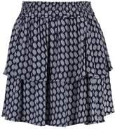 Scotch & Soda Mini skirt blue