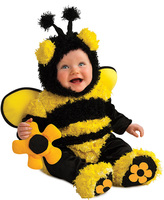 Rubie's Costume Co Bumblebee Dress-Up Set - Infant