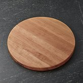 "Crate & Barrel John Boos 18""x1.5"" Edge Grain Cherry Cutting Board"