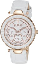 Versus By Versace Women's SOS030015 Sertie Multifunction Analog Display Quartz Watch