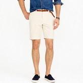 """J.Crew 9"""" Short In Seeded Canvas"""